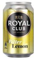 BITTER LEMON ROYAL CLUB BLIK