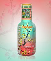ARIZONA GREEN TEA HONEY PEACH