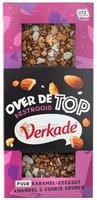 VERKADE REEP OVER THE TOP PUUR KARAMEL/ZEEZOUT/COOKIE CRUNCH
