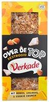 VERKADE REEP OVER THE TOP WIT KOKOS/AMANDEL/COOKIE CRUNCH
