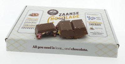 Brokken Zaanse Chocolade.JPG